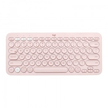 Клавиатура Xiaomi Logitech Wireless Bluetooth Keyboard (Pink)
