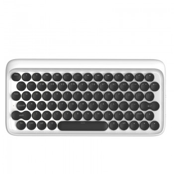 Клавиатура Xiaomi Lofree dot Bluetooth Mechanical Keyboard White (Белый)