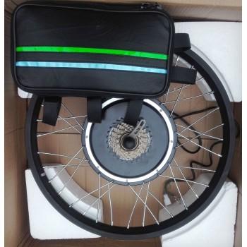 Комплект для электровелосипеда 1000вт -1500вт с батареей 48В 13ач