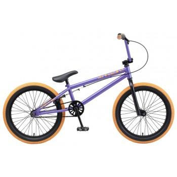"""Велосипед Teach Team BMX Mack 20"""" фиолетовый"""