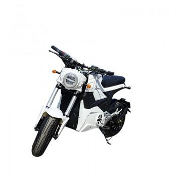 Электромотоцикл GreenCamel Brandy 20 (72V 2000W R12) Белый