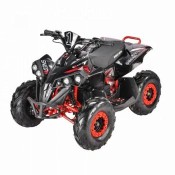 Квадроцикл WHITE SIBERIA WS-SNEG R 1500W